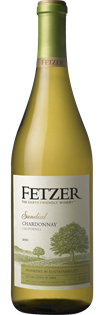 Fetzer Chardonnay Sundial 2015 750ml - Case of 12